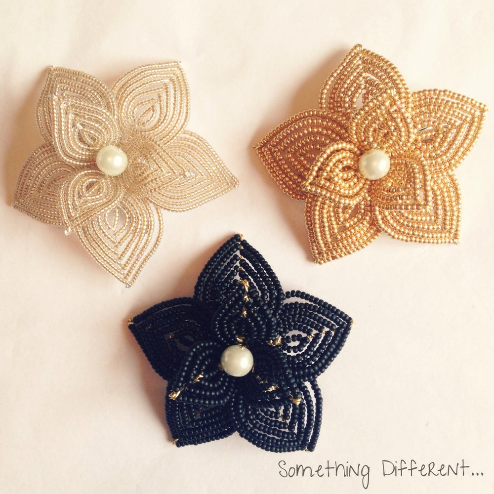 Image of Ava Clip (Ready to Wear)