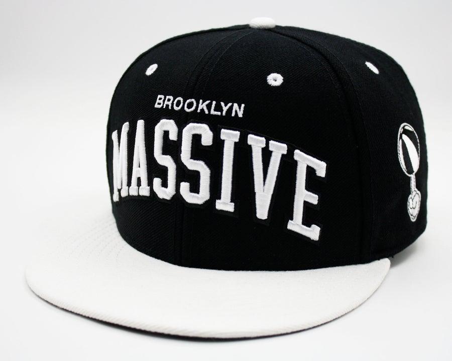 Image of Brooklyn Massive Snapback
