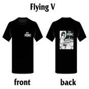 Image of THE SHRINE Flying V Mongo T-Shirt SALE***