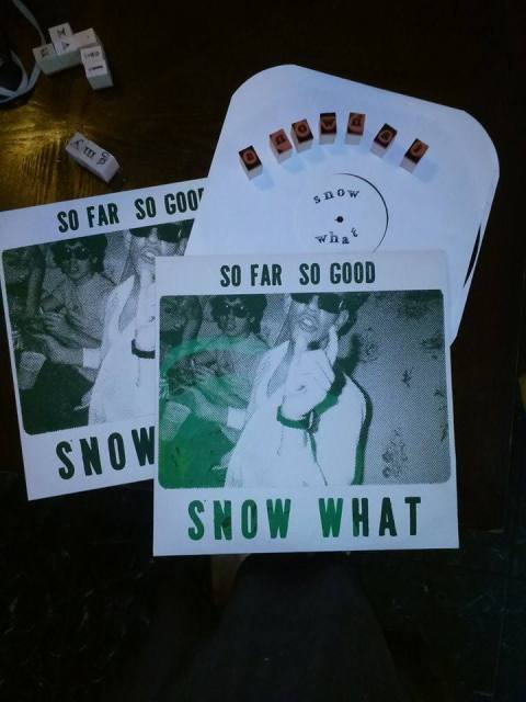 Image of Snow What - So Far, So Good... LP