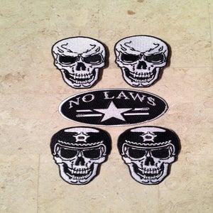 Image of MORE PATCHES