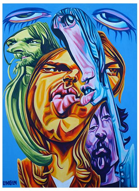 Image of Pink Floyd Print