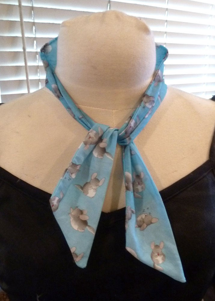 Image of Custom Cooling Neck Scarf for Humans