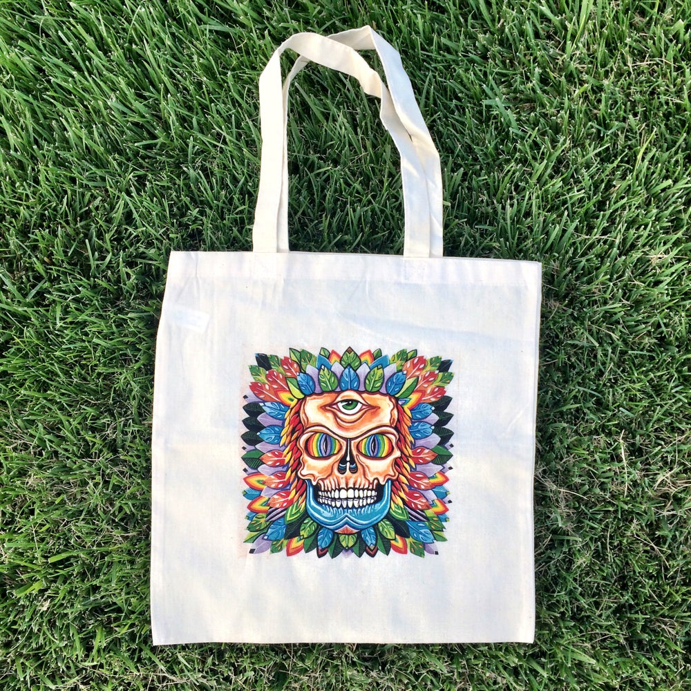 Image of CHIEF tote bag