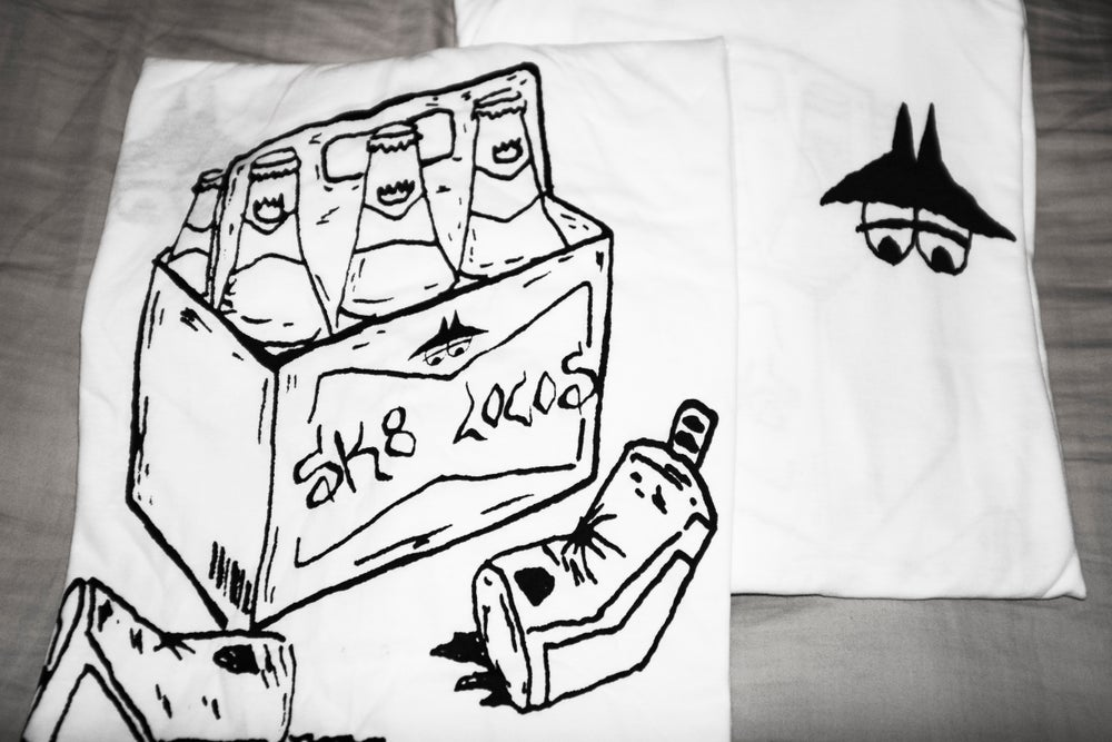 Image of Sk8 Locos Shirt (Non-Pocket)