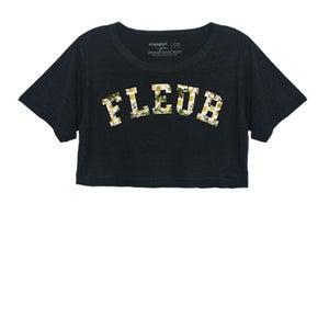 Image of FLEUR CROP TOP