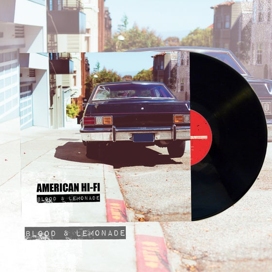 "Image of 'Blood & Lemonade' 12"" Standard Vinyl"