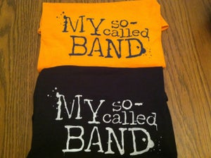 Image of My So Called Band T-Shirt