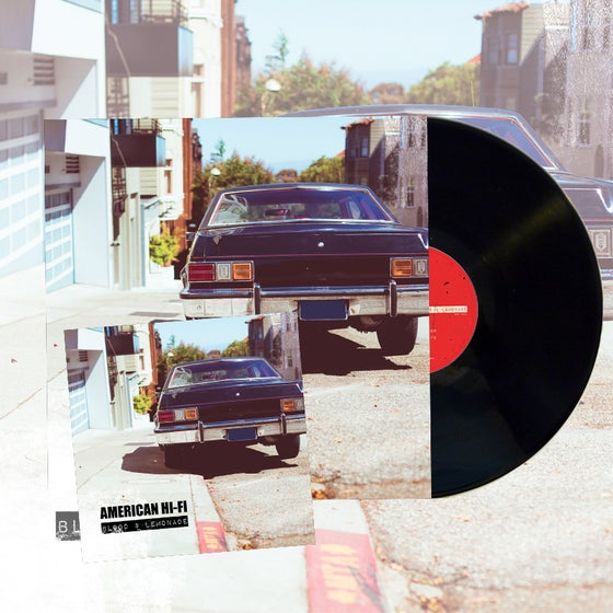 Image of 'Blood & Lemonade' CD + LP