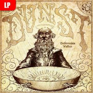 Image of Dunst - Archimedes Waffen LP black