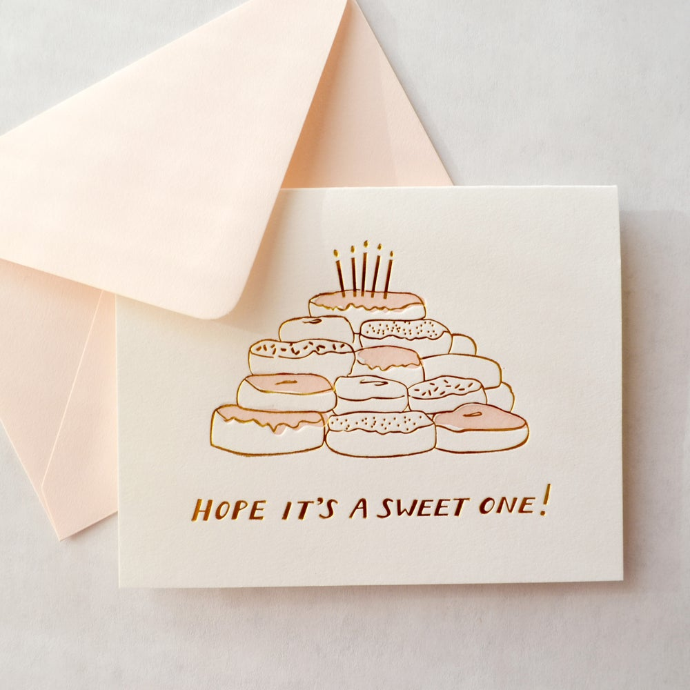 Image of SWEET B-DAY card