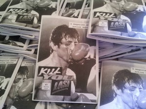 Image of KILL YOU LAST issue 5