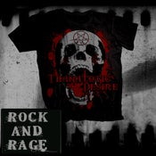 "Image of ""Rock and Rage"" T-shirt"
