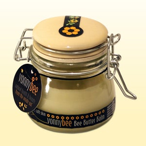 Image of Bee Butter Balm<br>Queen size (120ml)