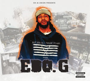 Image of EDO.G AFTER ALL THESE YEARS DIGIPAK CD