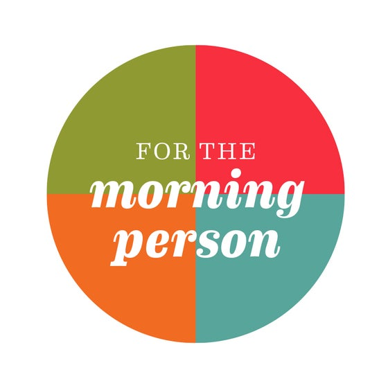 Image of Morning Person Bundle