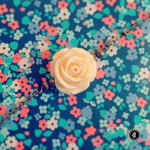 Image of Bracelet Amarosa Rose Crème