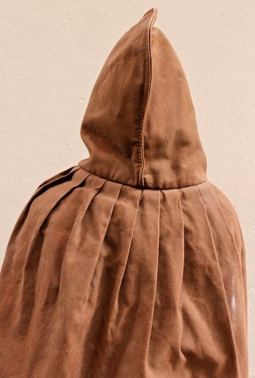 Image of 1930's FRENCH HERDSMAN CAPE CLOAK COAT