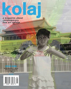 Image of Kolaj - Issue Nine