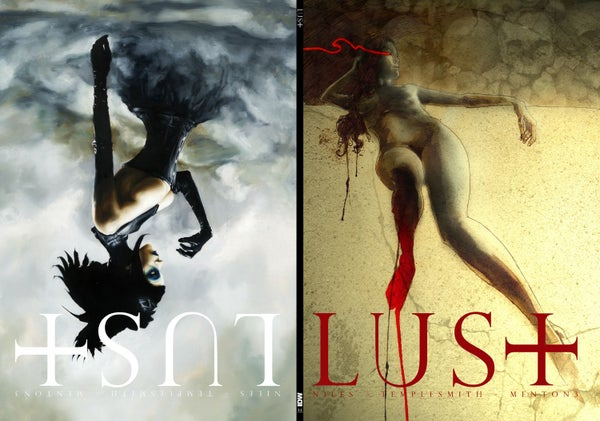 Image of LUST (44FLOOD/IDW) trade paperback