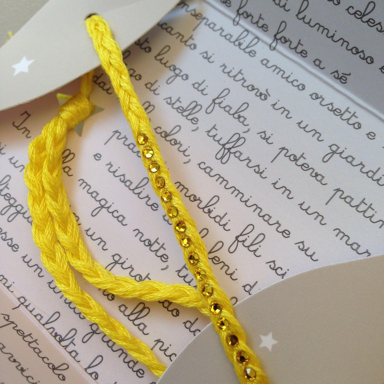 Image of Filo di Stelle 306 - Yellow