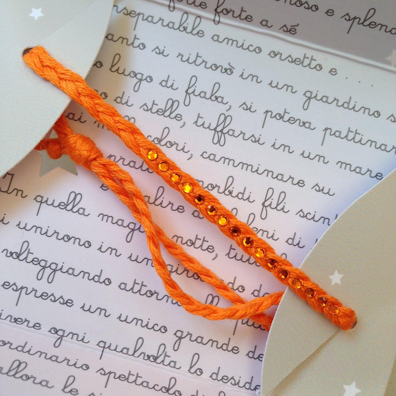 Image of Filo di Stelle 304 - Orange
