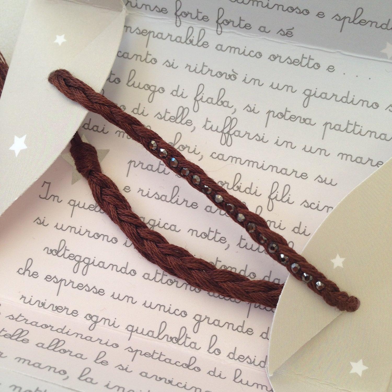 Image of Filo di Stelle 803 - Chocolate