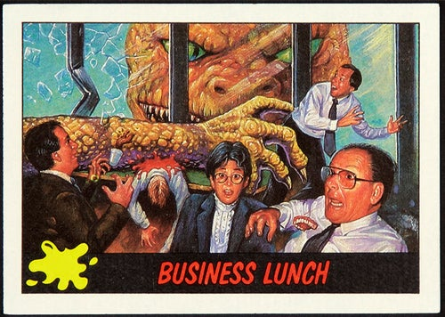 Image of Lunch On Us