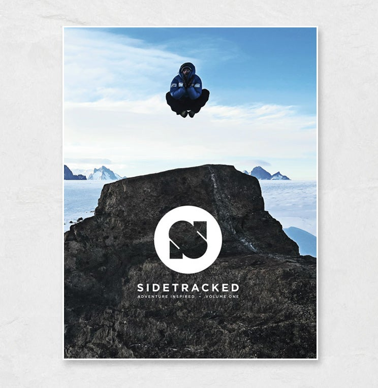 Image of Sidetracked Volume 01