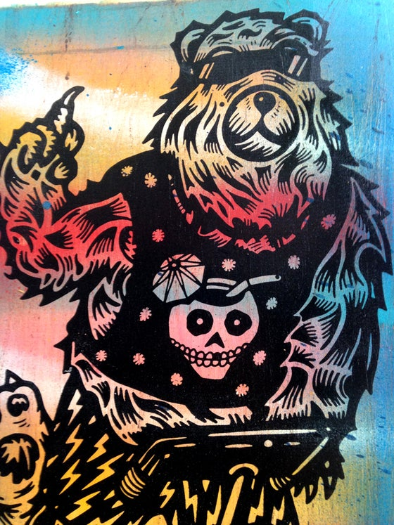 Image of Yolo Bear