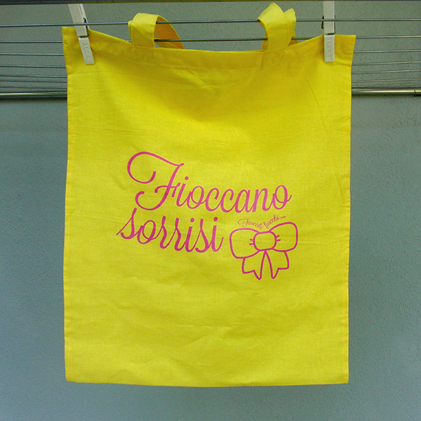 Image of Shopping Bag Limone