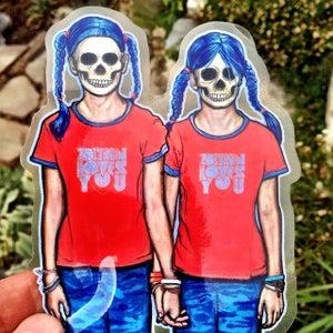 Image of Sue Nami and Katrina Stickers (5)