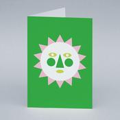 Image of Spring Sun card