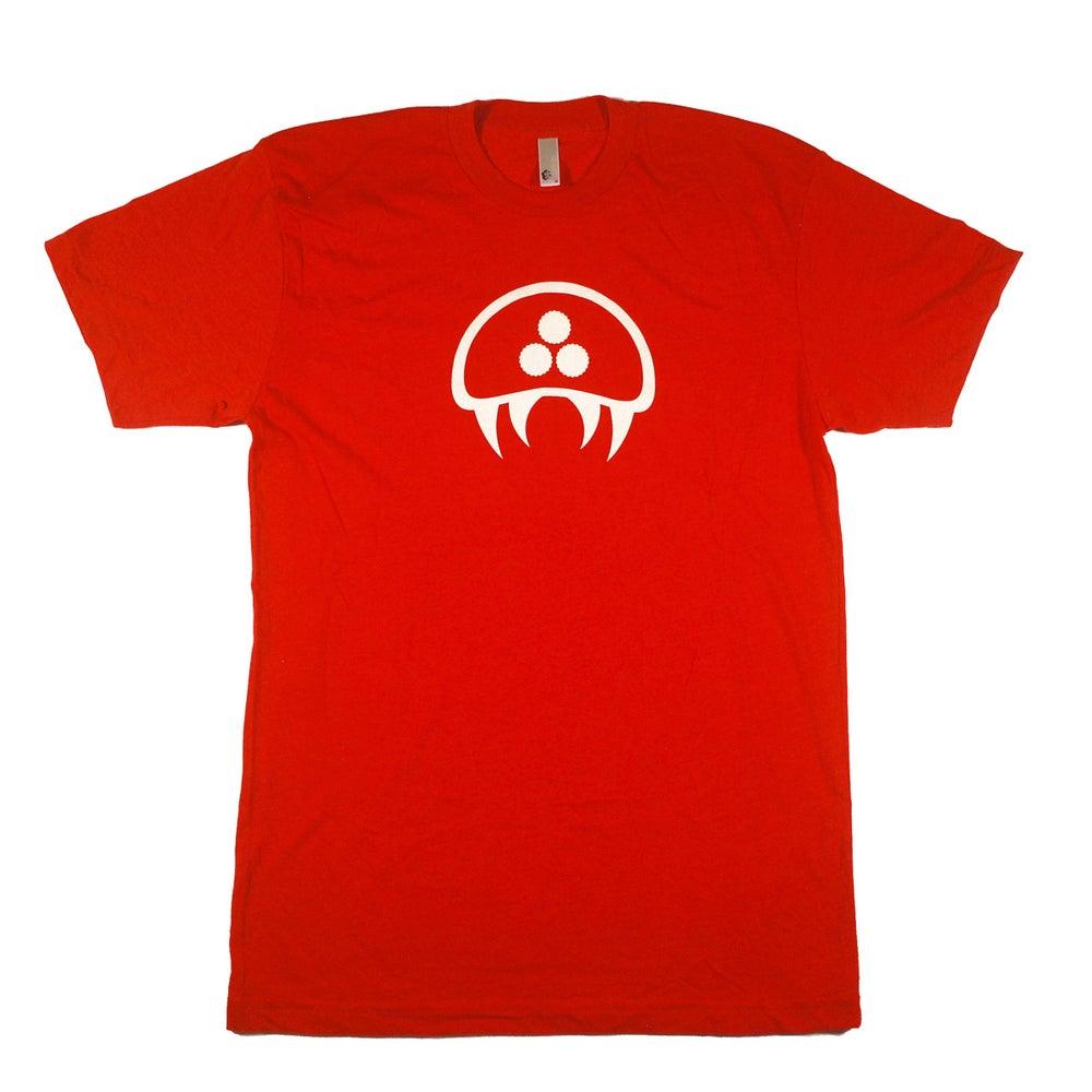 Image of Metroid Metal - Metroid Men's Red