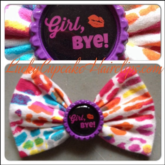 Image of Girl, Bye
