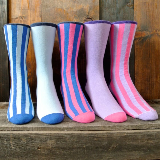 Image of Luxury Combed Cotton Socks