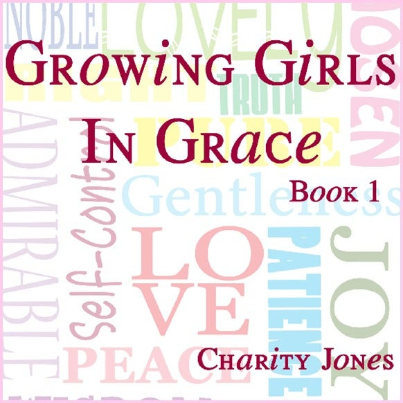 Image of Growing Girls in Grace, eBook 1