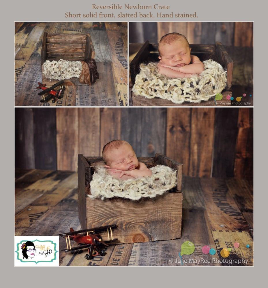 Image of Reversible Newborn Crate