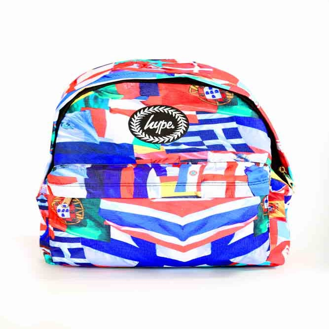Image of HYPE.FLAGS BACKPACK