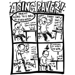 Image of Aging Raver