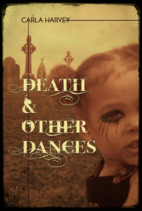 Image of Autographed copy of Death and Other Dances