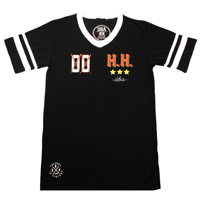 Heavy Hitters - Giants Inspired Jersey Tee