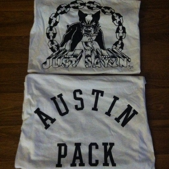 """Image of """"Austin Pack/Chains"""" Shirt"""