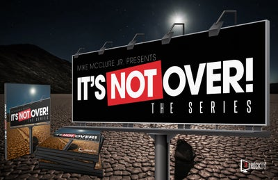 Image of It's Not Over (CD Audio)