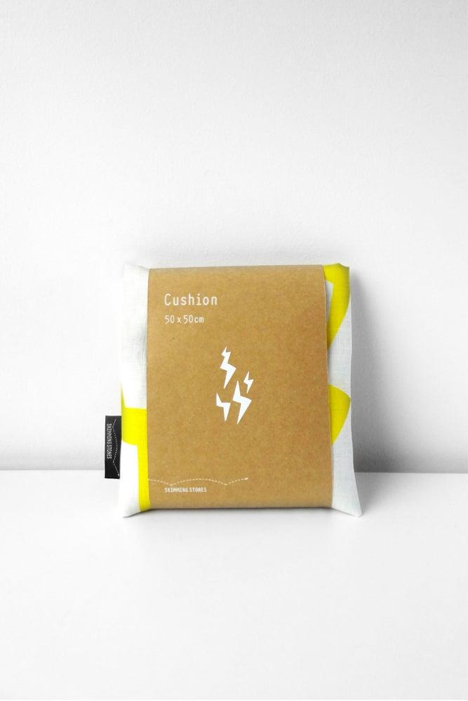 Image of Lightning - Cushion WAS $49