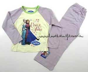 Image of OFFICIAL LICENSED FROZEN PJ'S- Ready to Ship!  SALE save 50%