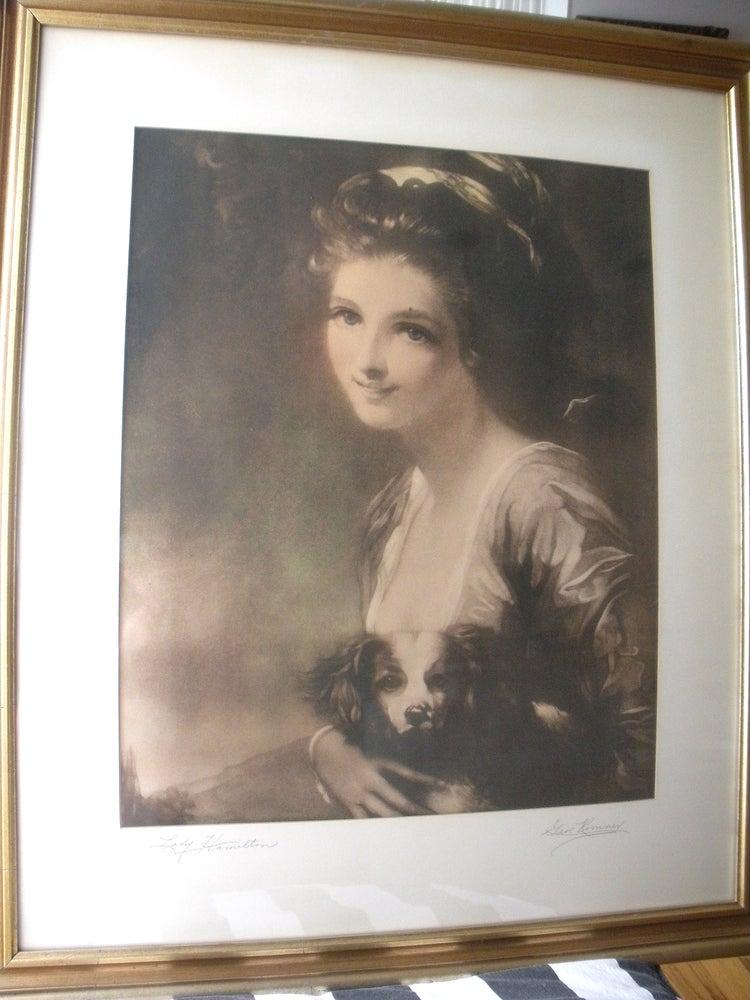 Image of Lady Hamilton