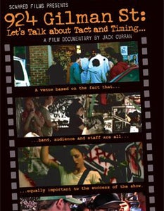 Image of 924 Gilman St. Documentary DVD