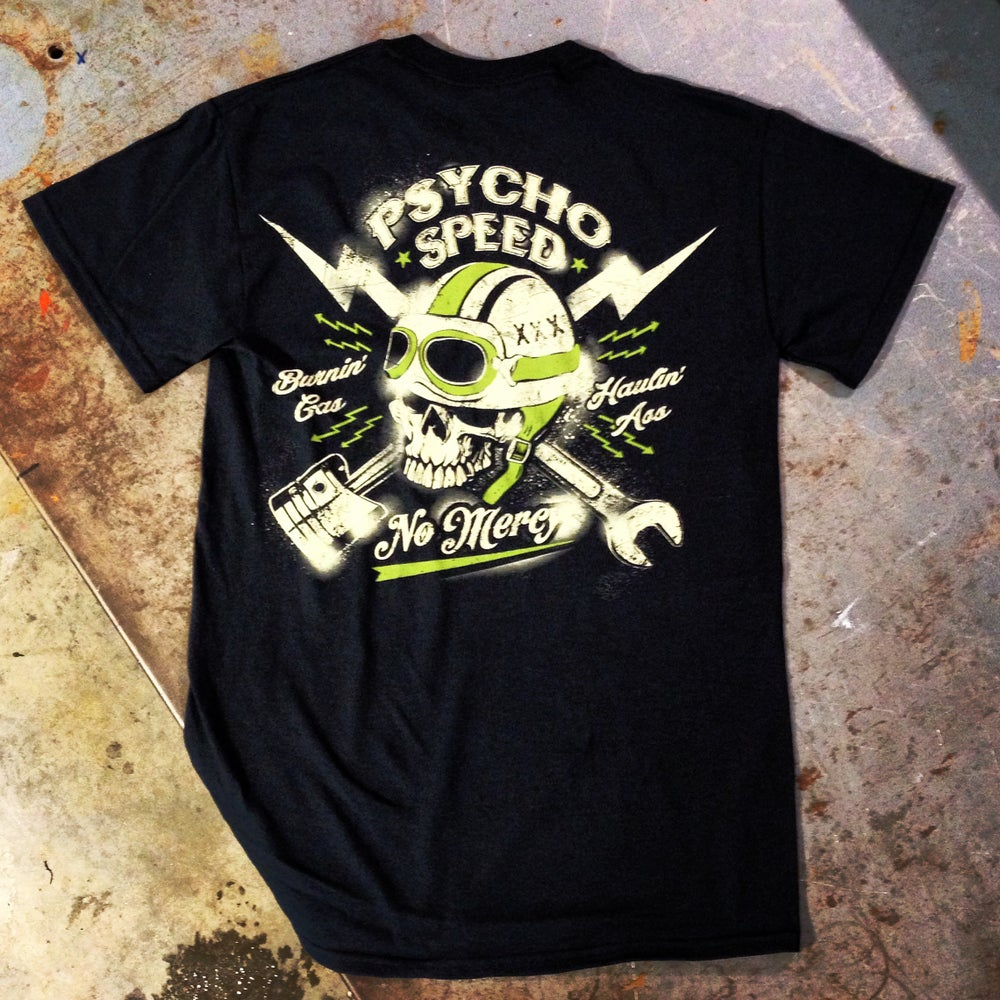 "Image of Psycho Speed ""NO MERCY"""