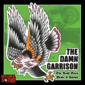"Image of Anti-Nowhere League / Damn Garrison split 7"""